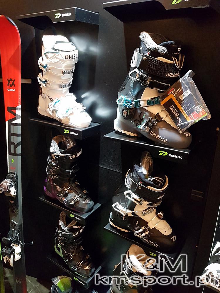 damskie buty narciarskie dalbello 2019