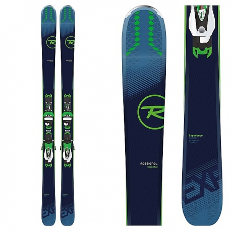 Narty ROSSIGNOL EXPERIENCE 84 AI + NX 12 KONECT DUAL B90 2019