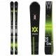 Volkl Deacon 76 Black 2019 + Marker rMotion 12.0 GW FULL