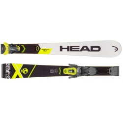 HEAD Worldcup Rebels i.SLR 2019 + PR 11.0 Grip Walk