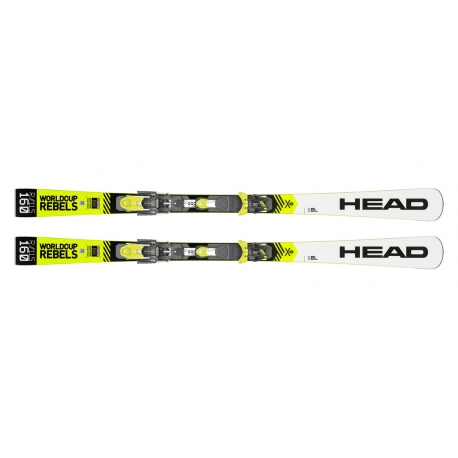 HEAD Worldcup Rebels i.SL 2020 + HEAD FF EVO 11.0 !!