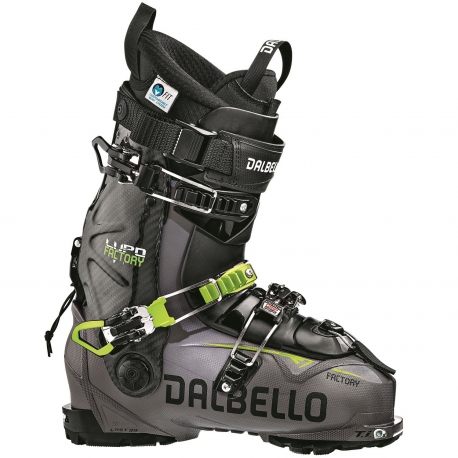 Buty DALBELLO LUPO FACTORY UNI GREY/CARBON 2020