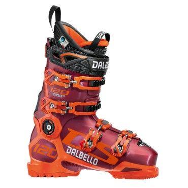 Buty DALBELLO DS 120 MS RED 2020