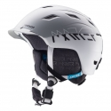 KASK MARKER AMPIRE WHITE GREY