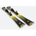 Volkl Racetiger SC Yellow 2021 + Marker vMotion 11.0 GW