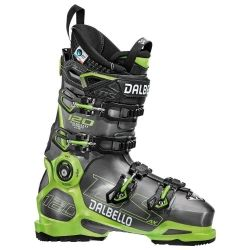 Buty Dalbello DS AX 120 MS ANTHRACITE/GREEN 2020