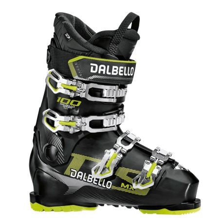 Buty Dalbello DS MX 100 BLACK/BLACK 2020