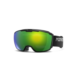 GOGLE MARKER 16:10+ MAP BLACK 2019 - Green Plasma Polarized