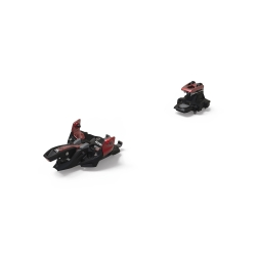 Wiązania Marker Alpinist 12 Red Black