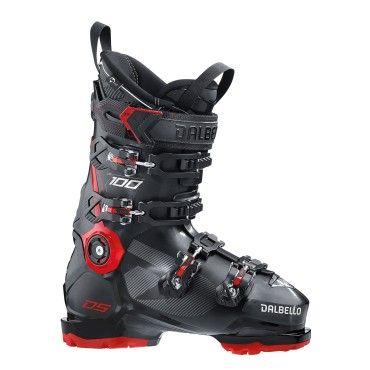 Buty Dalbello DS 100 MS BLACK/RED 2021