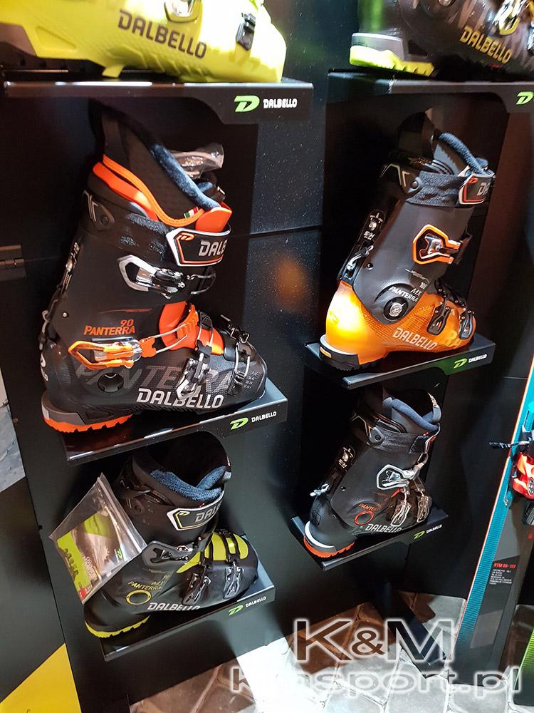 męskie buty narciarskie Dalbello Panterra 2019