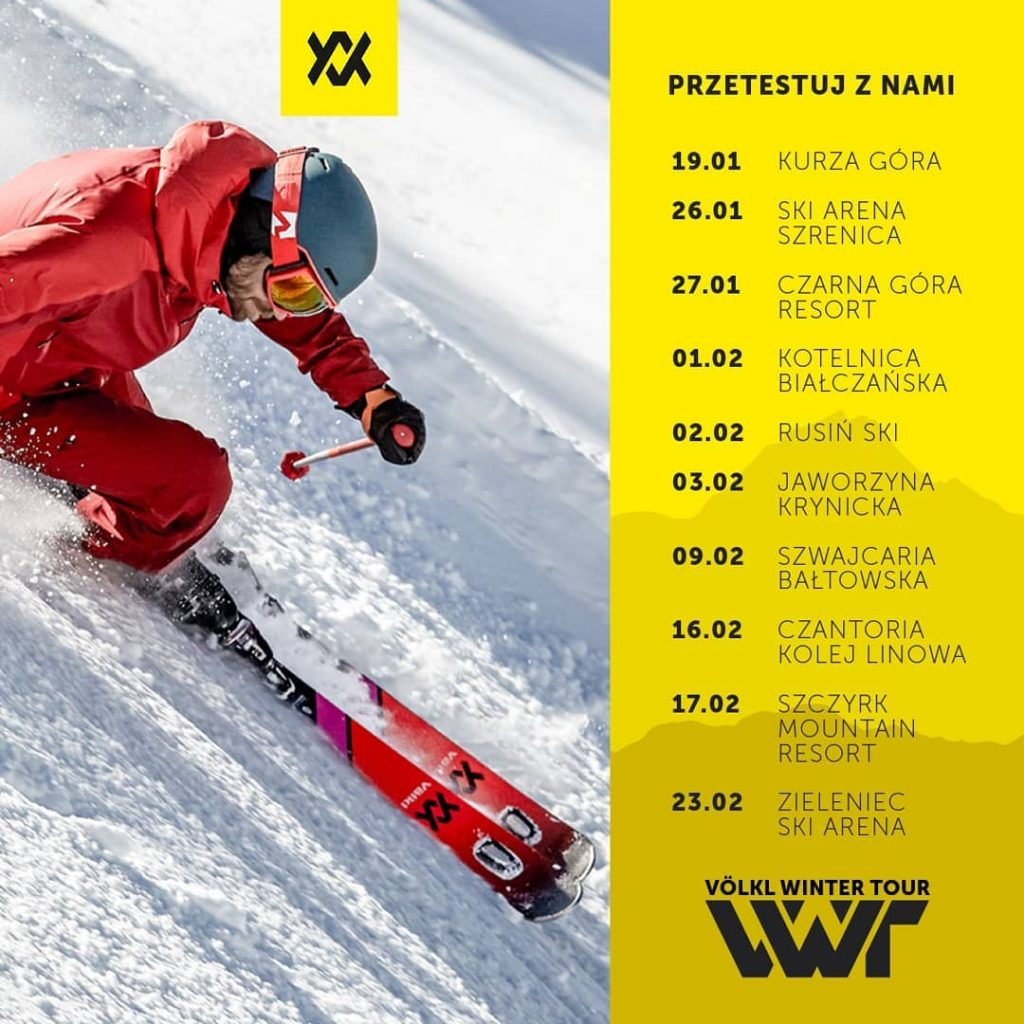 VOLKL WINTER TOUR 2020