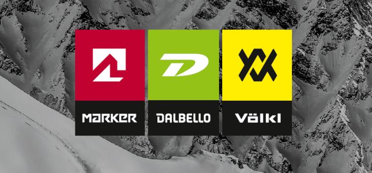 Katalog narciarski Volkl Marker Dalbello 2020