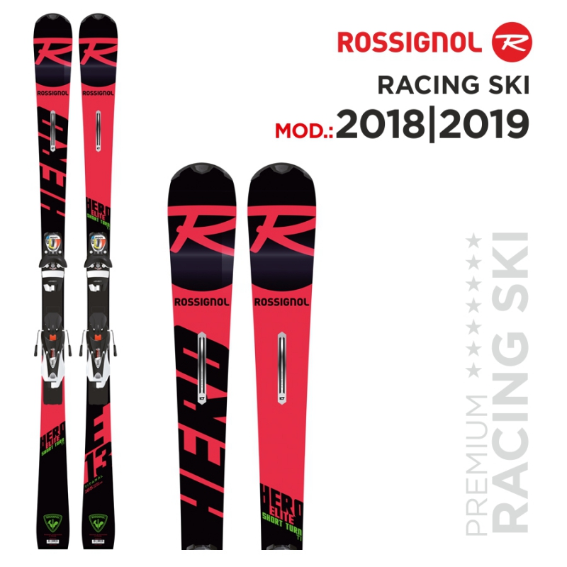 Narty Rossignol Hero Elite ST TI 2019